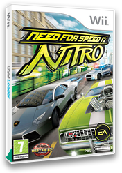 Need for Speed: Nitro Wii cover (R7XP69)