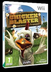Chicken Blaster Wii cover (R8LP7J)