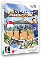 Summer Athletics 2009 Wii cover (R9MPFR)