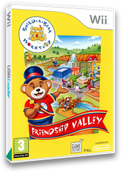Build-A-Bear Workshop: Friendship Valley Wii cover (R9UPGY)