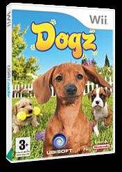 Dogz Wii cover (RDOX41)