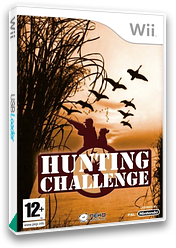 Hunting Challenge Wii cover (RE7PNK)