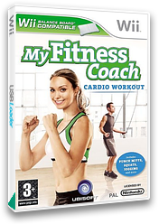 Gold's Gym: Cardio Workout Wii cover (REKU41)