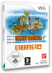 Family Trainer Wii cover (RFAPAF)