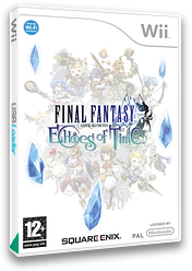 Final Fantasy Crystal Chronicles: Echoes of Time Wii cover (RFFPGD)