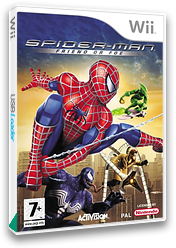Spider-Man: Friend or Foe Wii cover (RFOX52)