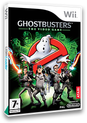 Ghostbusters: The Video Game Wii cover (RGQP70)
