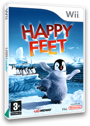 Happy Feet Wii cover (RHFP5D)