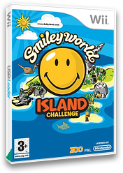 Smiley World: Island Challenge Wii cover (RIDP7J)