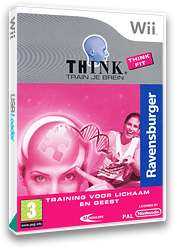Think Logic Trainer Wii cover (RJ9HMN)