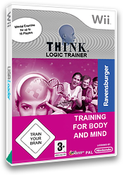 Think Logic Trainer Wii cover (RJ9PFR)