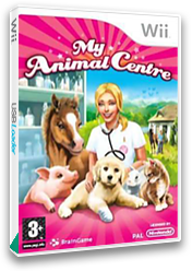 My Animal Centre Wii cover (RJDPKM)