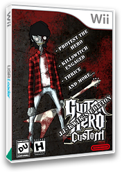 Guitar Hero III Custom : JJ-KwiK's Edition CUSTOM cover (RJJG52)