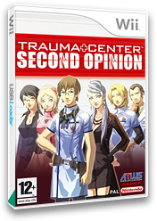 Trauma Center: Second Opinion Wii cover (RKDP01)