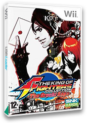 King of Fighters Collection: The Orochi Saga Wii cover (RKFP7U)