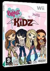 Bratz: Kidz Party Wii cover (RKGPGY)