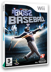 The Bigs 2: Baseball Wii cover (RKVP54)