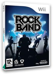 Rock Band Wii cover (RKXP69)