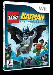 LEGO Batman: The Videogame Wii cover (RLBPWR)