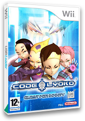 Code Lyoko: Quest for Infinity Wii cover (RLKPFK)