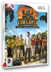 Survivor Wii cover (RLNFMR)