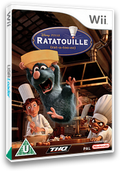 Ratatouille Wii cover (RLWY78)