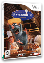 Ratatouille Wii cover (RLWZ78)
