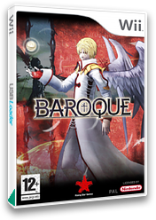 Baroque Wii cover (RM6P99)