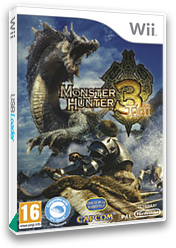 Monster Hunter Tri Wii cover (RMHP08)