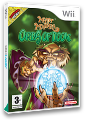 Myth Makers: Orbs of Doom Wii cover (RMQPUG)
