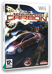 Need for Speed: Carbon Wii cover (RNSF69)