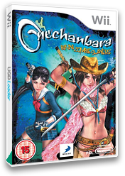Onechanbara: Bikini Zombie Slayers Wii cover (RONPG9)