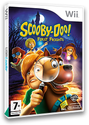 Scooby-Doo! First Frights Wii cover (RQNPWR)