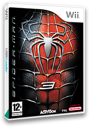 Spider-Man 3 Wii cover (RS3P52)