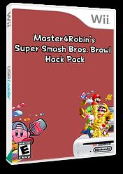 Master4Robin's Super Smash Bros. Brawl Hack Pack CUSTOM cover (RSBP02)