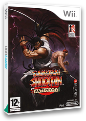 Samurai Shodown Anthology Wii cover (RSSP7U)