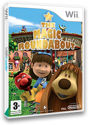 Magic Roundabout Wii cover (RT6FKM)