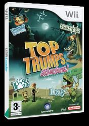 Top Trumps Adventures Wii cover (RTPP41)
