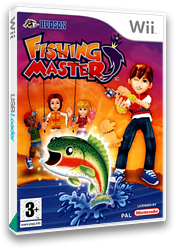 Fishing Master Wii cover (RTRP18)