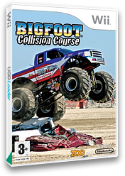 Bigfoot: Collision Course Wii cover (RVFP7J)