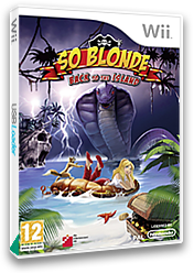 So Blonde: Back to the Island Wii cover (RVJPFR)