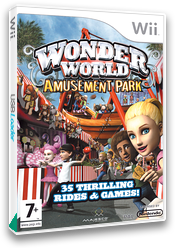 Wonder World Amusement Park Wii cover (RWZP5G)
