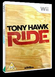 Tony Hawk: Ride Wii cover (RX5P52)