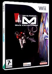 Dave Mirra BMX Challenge Wii cover (RXCPGT)