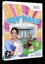 Pet Pals: Animal Doctor Wii cover (RYDP6V)