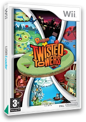 Roogoo: Twisted Towers Wii cover (RYHPS5)