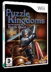 Puzzle Kingdoms Wii cover (RZKP7J)