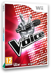 The Voice : La Plus Belle Voix Wii cover (S32FJW)