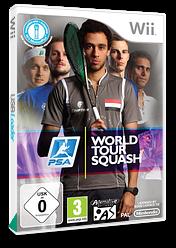 PSA World Tour Squash Wii cover (S5PPAU)