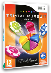 Trivial Pursuit: Casual Wii cover (S7BP69)